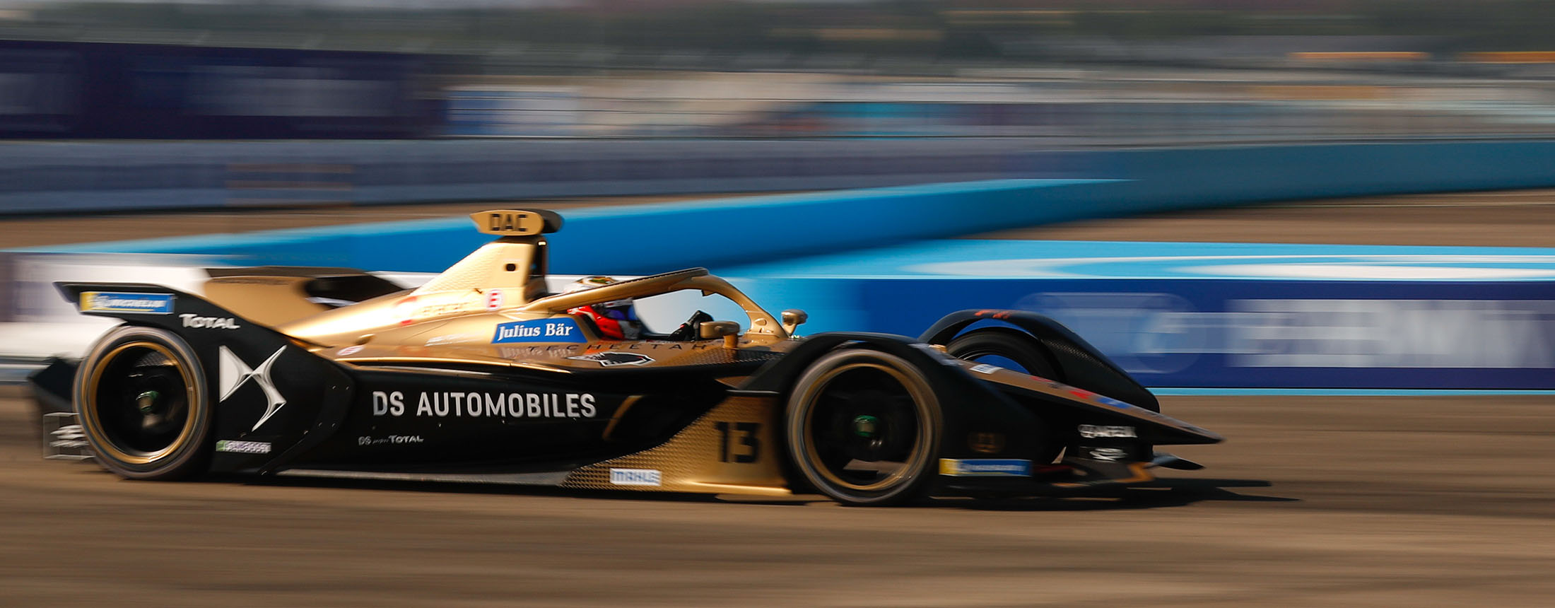 BERLIN TEMPELHOF AIRPORT, GERMANY - AUGUST 08: Antonio Felix da Costa (PRT), DS Techeetah, DS E-Tense FE20 during the Berlin E-Prix III at Berlin Tempelhof Airport on Saturday August 08, 2020 in Berlin, Germany. (Photo by Alastair Staley / LAT Images)